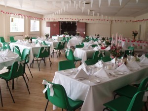 Streatham & Marlborough Cricket Club - Function Hall