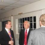 Tony Reeves (left) & Rob Stephens