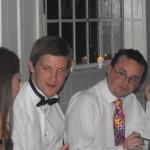 Dan Ellis (mental eyes) & Tony Reeves (mental tie)