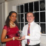 Chantal Pierre-Packer - Ladies Most Improved Player