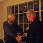 Barry Andrews - Retiring Groundsman