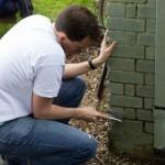 fixing brickword