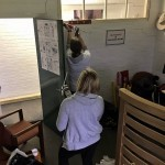 fixing internal wall cracks