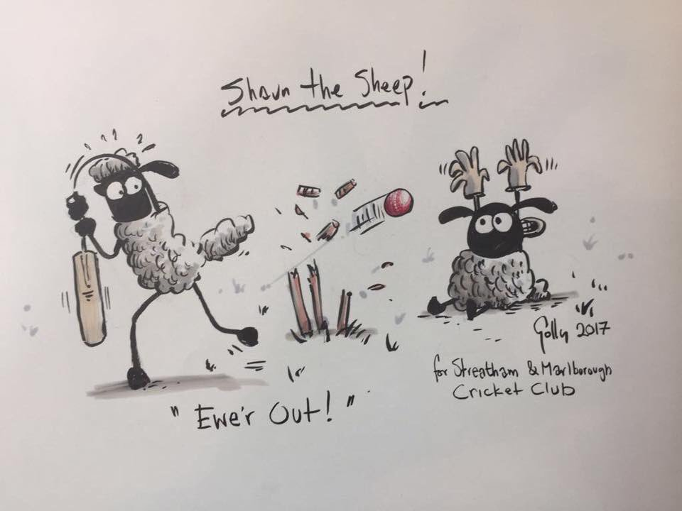 shawn the sheep